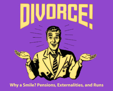 Kondo - Pension Runs, Divorce